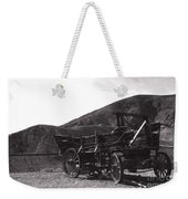 The Good Old Days Weekender Tote Bag