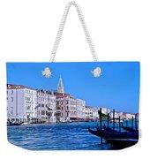 The Grand Of Venice Weekender Tote Bag