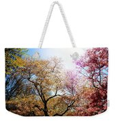 The Grandest Of Dreams - Cherry Blossoms - Brooklyn Botanic Garden Weekender Tote Bag