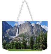 The Grandeur Of Yosemite Falls Weekender Tote Bag