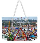 The Great American Midway Weekender Tote Bag