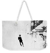 The Great Blizzard, Nyc, 1888 Weekender Tote Bag by Science Source