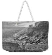 The Great Chicago Fire, 1871 Weekender Tote Bag