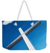 The Great Cross - Resurrection Weekender Tote Bag