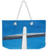 The Great Cross - Risen Weekender Tote Bag