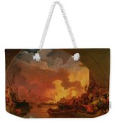 The Great Fire Of London Weekender Tote Bag