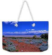 The Great Salt Lake From Antelope Island Weekender Tote Bag