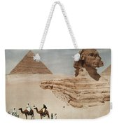 The Great Sphinx And The Second, Or Weekender Tote Bag