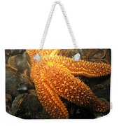 The Great Starfish Weekender Tote Bag