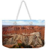The Great Upheaval Dome Weekender Tote Bag