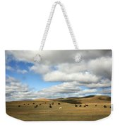 The Great Wide Open Weekender Tote Bag
