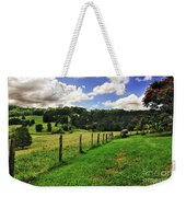 The Green Green Grass Of Home Weekender Tote Bag