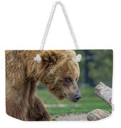 The Grizzly In Spring Weekender Tote Bag