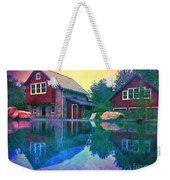 The Guest Cottage Weekender Tote Bag