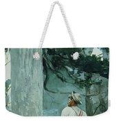 The Guide Weekender Tote Bag by Winslow Homer