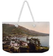 The Gulf Jalta -ie Yalta - The Crimea - Russia -ie- Ukraine Weekender Tote Bag