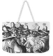 The Gunpowder Rebellion, 1605 Weekender Tote Bag