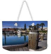 The Harbour At Mindarie Weekender Tote Bag