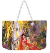 The Harem Weekender Tote Bag