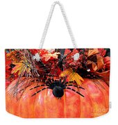 The Harvest Spider Weekender Tote Bag