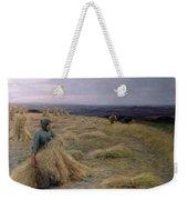 The Harvesters Svinklov Viildemosen Jutland Weekender Tote Bag