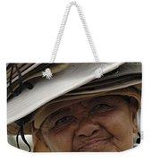 The Hat Lady Costa Rica Weekender Tote Bag