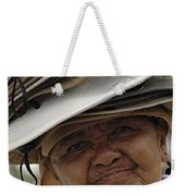 The Hat Lady Costa Rica Weekender Tote Bag