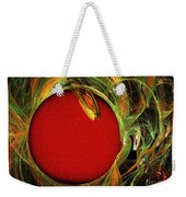 The Heart Of A Snake Weekender Tote Bag