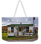 The Heart Of Glady Painted Weekender Tote Bag