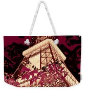 The Heart Of Paris - Digital Painting Weekender Tote Bag