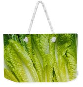 The Heart Of Romaine Weekender Tote Bag
