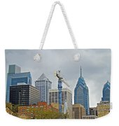 The Heart Of The City - Philadelphia Pennsylvania Weekender Tote Bag