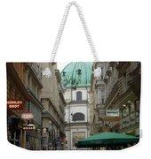 The Heart Of Vienna Weekender Tote Bag