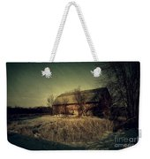 The Hiding Barn Weekender Tote Bag by Joel Witmeyer