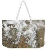 The High Peaks Of The Rocky Mountains Weekender Tote Bag by Stocktrek Images