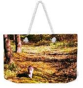 The Hiker Weekender Tote Bag