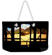 The Hills In Old Tuscon Az Weekender Tote Bag