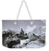 The Himalayas Weekender Tote Bag