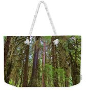 The Hoh Rain Forest Weekender Tote Bag