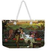 The Honeymoon Weekender Tote Bag