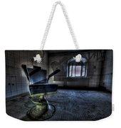 The Horror Chair Weekender Tote Bag