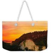 The Horse Barn Weekender Tote Bag