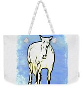 The Horse Weekender Tote Bag by Bill Cannon