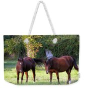 The Horses Weekender Tote Bag