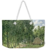The House In The Forest Weekender Tote Bag