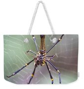 The Hunter And It's Prey Weekender Tote Bag
