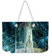 The Ice Castle 1 Weekender Tote Bag