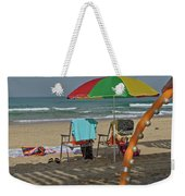 The Idyll On The Mediterranean Shore Weekender Tote Bag