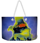The Ink Blot Weekender Tote Bag