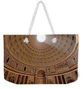 The Inside Of The Pantheon Weekender Tote Bag